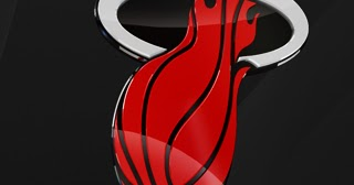Free Iphone Wallpapers Miami Heat Logo Nba Basketball Team