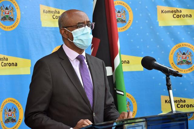 Wizara ya Afya Kenya