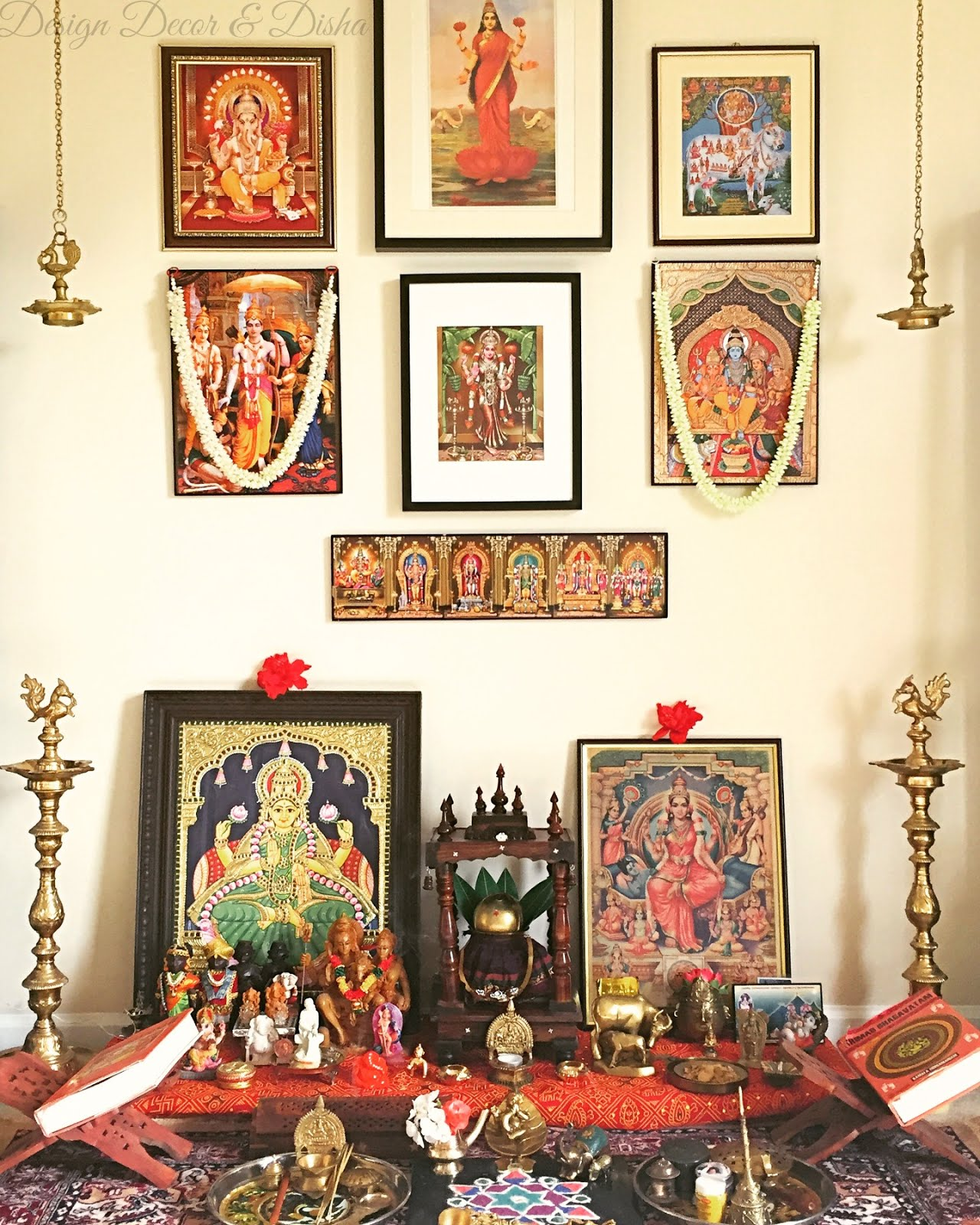 An Indian Design Decor Blog Home Tour Chitra Seetharaman: An Indian Design & Decor Blog: Wall Stories: Traditional Indian Wall Decor