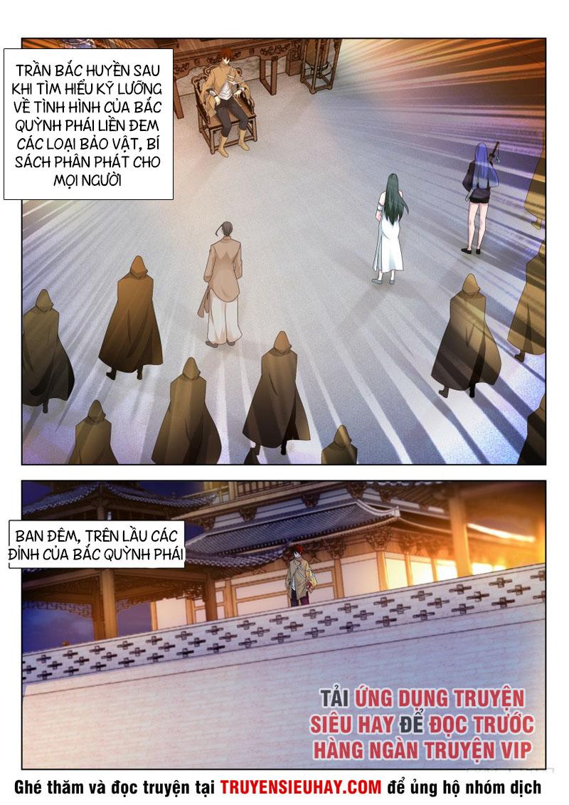 Trọng Sinh Đô Thị Tu Tiên chap 294 - Trang 11