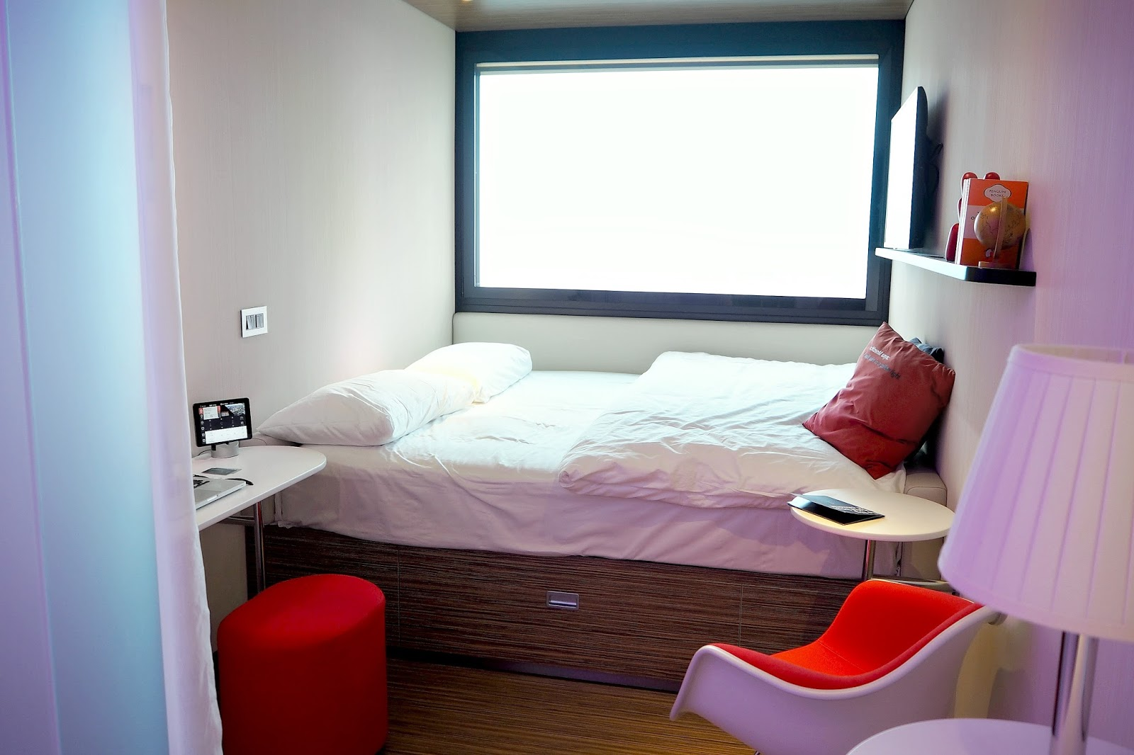 citizenm shoreditch blogger review, hotel review
