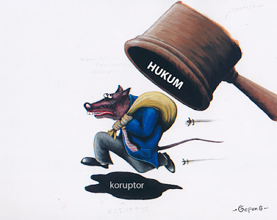 Berani Berantas Korupsi, Berawal dari Diri Sendiri