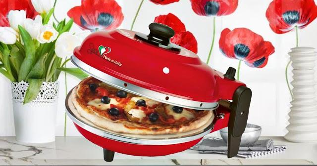 fornetto pizza spice caliente
