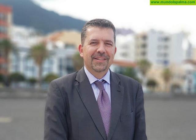 """Juanjo Cabrera: """"Tenemos que lograr que el crucerista invierta más tiempo y su gasto sea mayor en nuestra ciudad"""""""