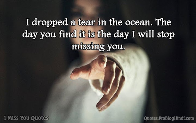 i miss you quotes for love