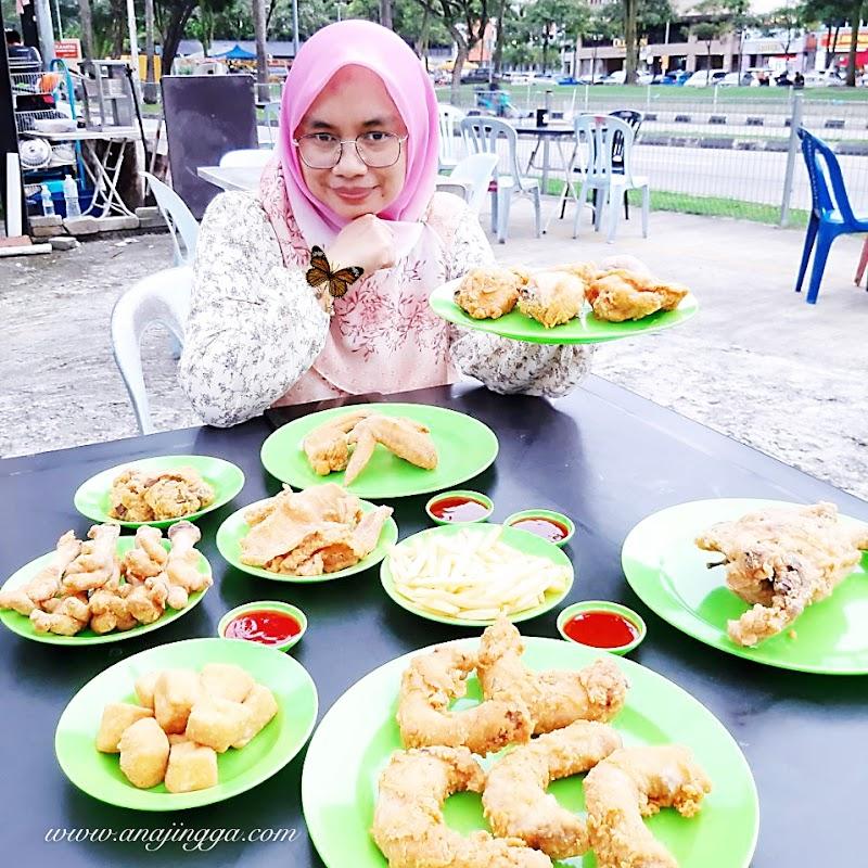 Ting Tong Ayam Goreng Wangsa Maju - Ayam goreng yang sedap, halal, bersih dan segar