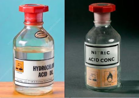 استخدامات حمض النيتريك