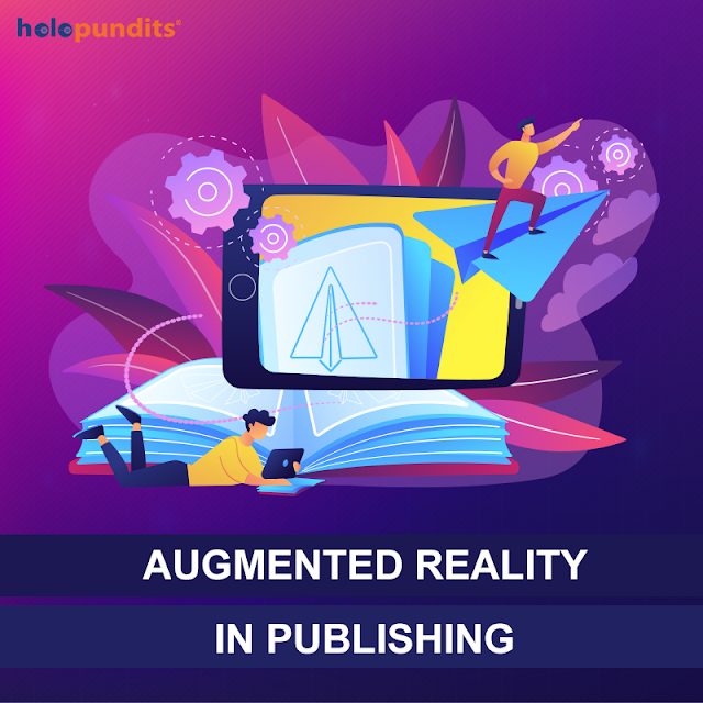Augmented Reality in Publishing