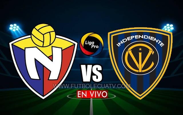 El Nacional se enfrenta al Independiente del Valle en vivo continuando la jornada 5 desde las 16h00 horario local emitido por GolTV Ecuador del campeonato doméstico, a efectuarse en el Estadio Olímpico Atahualpa siendo el juez principal Roddy Zambrano.