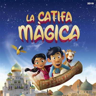 La catifa màgica - [2019]