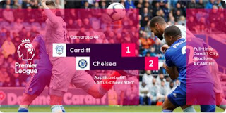 Cardiff City vs Chelsea 1-2 Video Gol Highlights