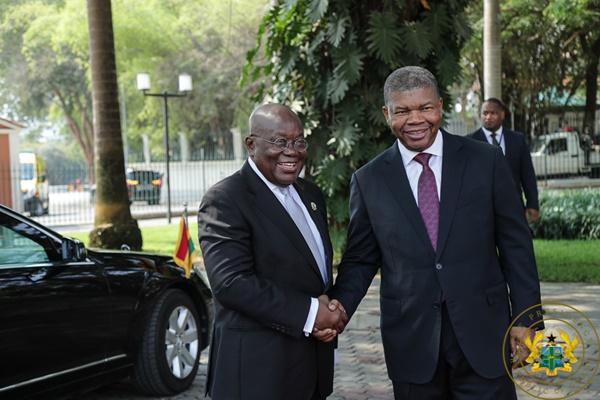 """Ghana-Angola Relations Put On A New Level"" – President Akufo-Addo"