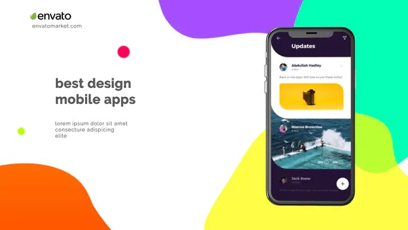 Videohive Mobile App Presentation 27559871