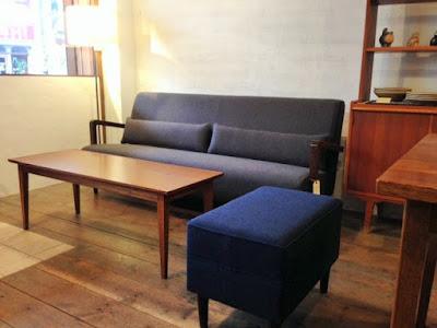 スタンダードトレード  01ソファ センターテーブル ファブリックベンチ