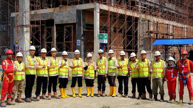 Rekrutmen Karyawan BUMN PT Brantas Abipraya (Persero) Penempatan Seluruh Indonesia   Posisi: Site Operation Manager, Senior Project Manager