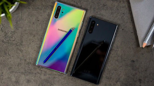 Galaxy Note 10 Features and Specification