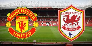 Манчестер Юнайтед – Кардифф Сити смотреть онлайн бесплатно 12 мая 2019 прямая трансляция в 17:00 МСК.