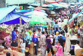 doa masuk pasar