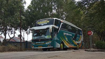 Foto Bus Garuda Mas SHD Jetbus 3+ Magnum