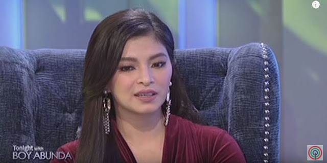 Angel Locsin Was Asked How Was It Working With Daniel Padilla And Kathryn Bernardo! Her Answers Was Beyond What We Expected!