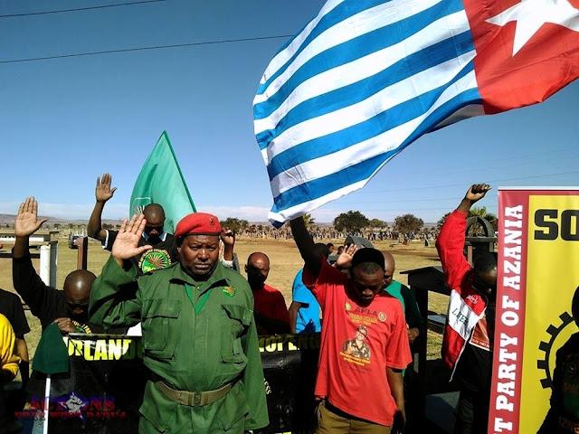 Bendera Papua Merdeka