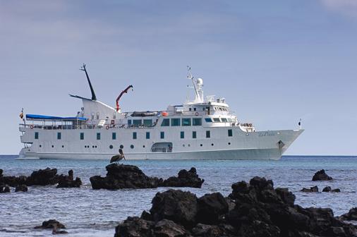 Cruceros a las Islas Galápagos