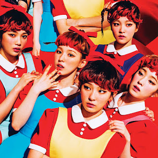 [Album] Red Velvet - The Red - The 1st Album MP3 full zip rar 320kbps