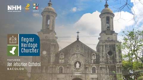 National Heritage Month Feature : San Sebastian Cathedral in Bacolod City
