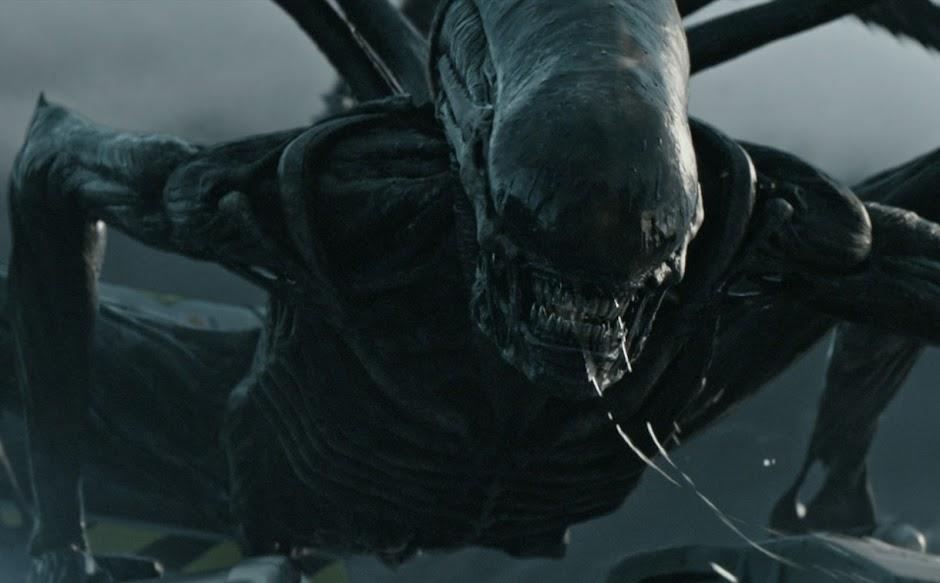 """Ridley Scott diz que """"Alien: Covenant"""" terá duas sequências, não quatro"""