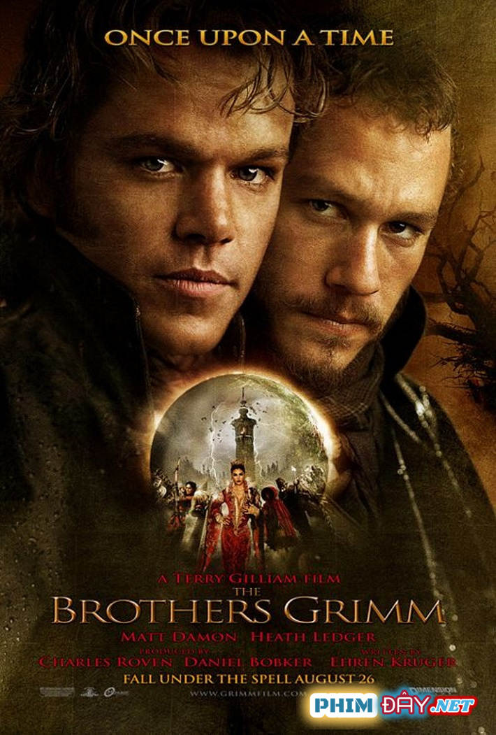 Anh Em Nhà Grimm - The Brothers Grimm (2005)