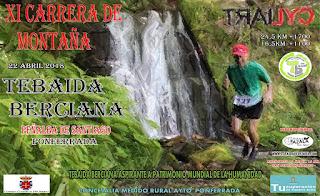 Carrera Tebaida Berciana 2018