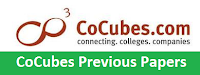 CoCubes Previous Papers
