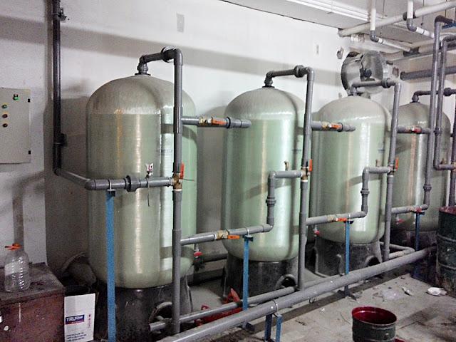 Perusahaan Pengolahan Air Bersih
