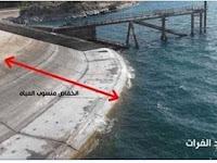 "Astaghfirullah!, "" Sungai Eufrat mengering, Rasulullah benar soal tanda kiamat "" KIAMAT SUDAH DEKAT !! Kapan Anda Bertaubat !!"