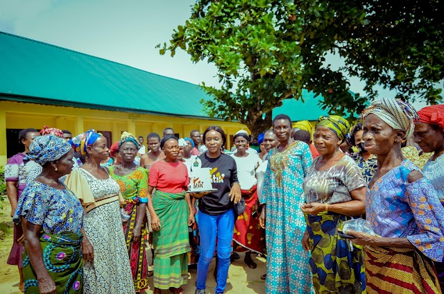 YOUNG RIVERS FEMALE ENTREPRENEUR  SPEAKS ON MONETIZING LOCALLY MADE AGRO PRODUCT
