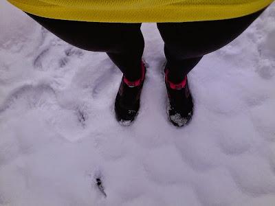 Czym się różni bieganie zimą