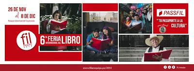 FIL Arequipa 2014