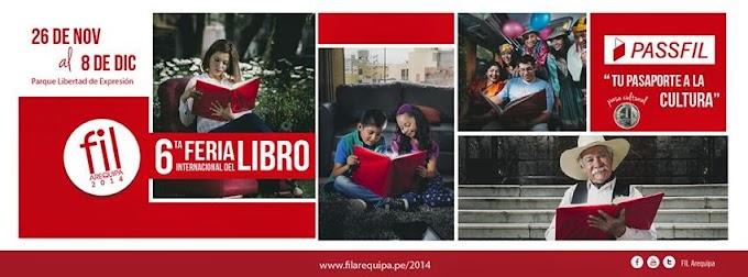Feria Internacional del Libro - FIL 2014 - del 26 de nov al 08 dic