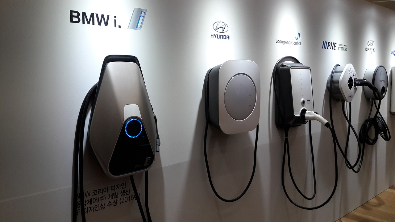 catálogo coches eléctricos