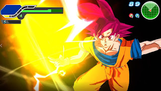 NEW!! DBZ TTT ISO MOD LATINO V1 + MENU PERMANENTE  Android Pc [PPSSPP]