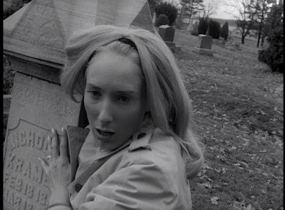 Judith O'Dea in Night of the Living Dead