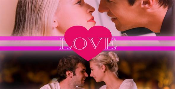 VideoHive Beautiful love