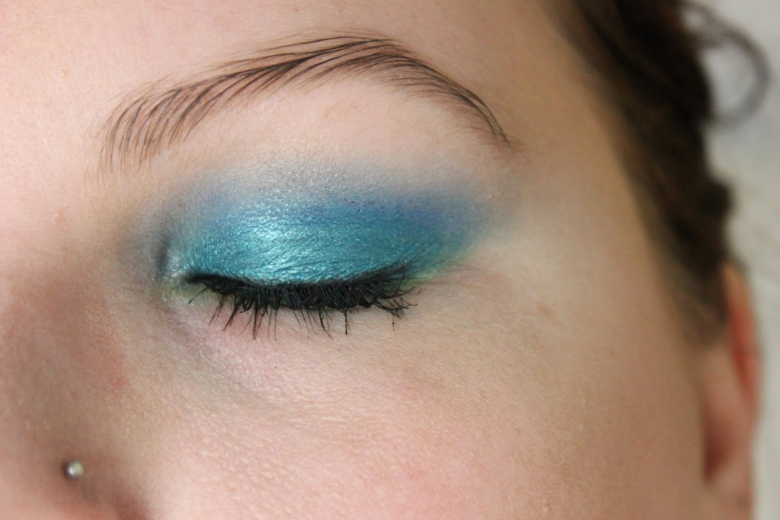 Electric Palette FOTD