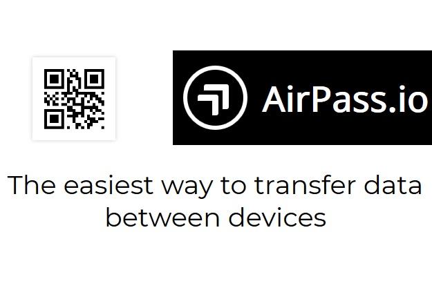 AirPass - Εύκολη ασύρματη αποστολή αρχείων από το κινητό στον υπολογιστή μας και αντίστροφα