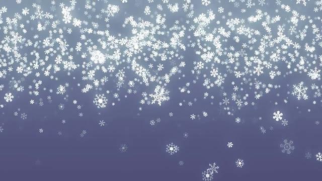 Hiệu ứng tuyết rơi nhẹ nhàng trang trí Noel, mùa Đông cho Blogspot