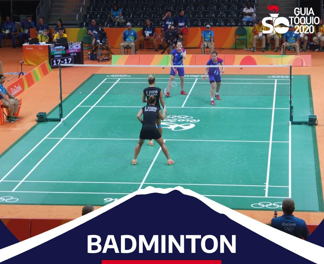 Como funciona o badminton