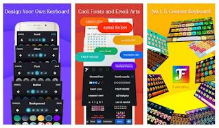 Aplikasi Font Android