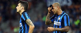 felipe Melo and Telles in Inter