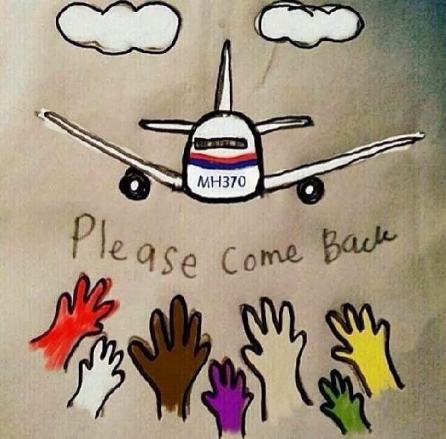 Pulanglah MH370.