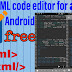 5 Best html code editor for Android Programming